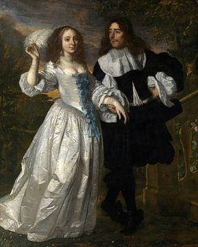 Porträt eines Ehepaares, Bartholomeus van der Helst