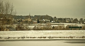 Holset in de sneeuw von John Kreukniet