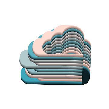 Cloud 1 van 3 van