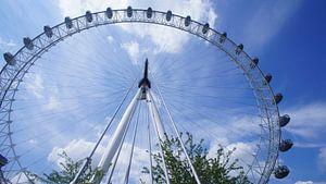 London Eye 3 van Angelique van 't Riet