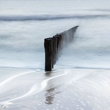 Salzland - Poleheads von Ingrid Van Damme fotografie