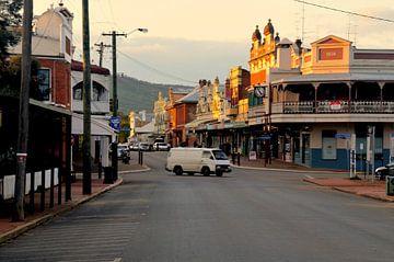 York Town West-Australië van Hans Peter Goepel