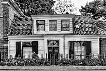 Huize Weltevreden – Amsterdam van Tony Buijse