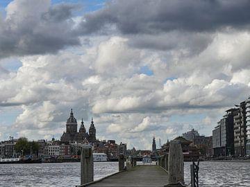 Amsterdam van Odette Kleeblatt