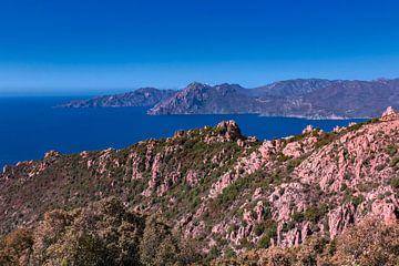 Calanche auf Korsika von Thomas Heitz