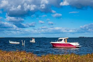 Boote auf der Ostsee in Dänemark