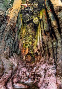 Eingang, Höhle des Goldes von Hans den Boer