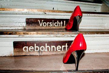 In the stairwell van Norbert Sülzner