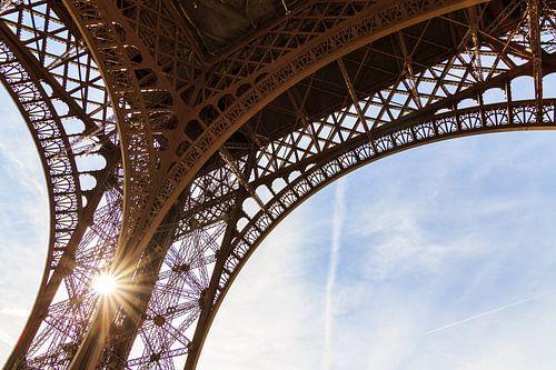 Eiffeltoren detail 2
