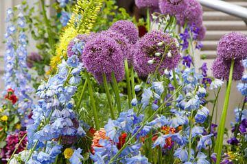 Bloemen en planten in alle kleuren van Veerle Van den Langenbergh