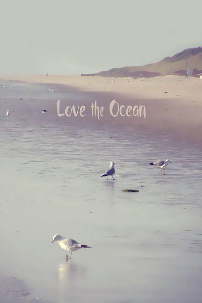 LOVE the OCEAN III  van Pia Schneider