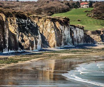 Het strand van Criel sur