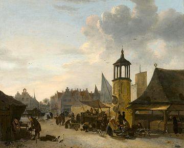 Fischmarkt, Egbert Lievensz. van der Poel