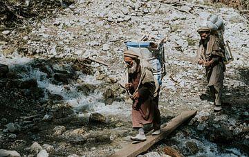 Pakistan | homme primitif sur Jaap Kroon