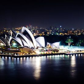 Sydney Opera House in Australien von Ricardo Bouman
