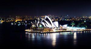 Sydney Opera House - Australië van Ricardo Bouman | Fotografie