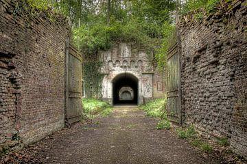 Urbex Fort VII sur Jack Tet