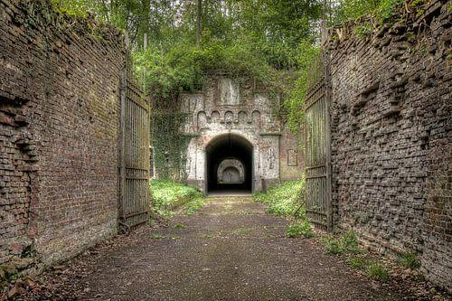 Urbex Fort VII van