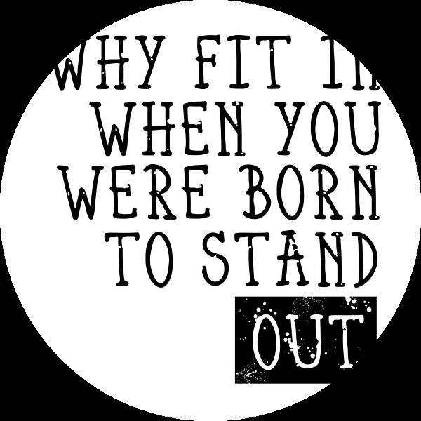 Born to Stand Out van Melanie Viola