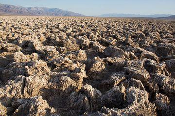 Death Valley Devils Golf Course van Henk Alblas