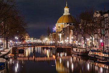 Koepelkerk, Singel Amsterdam von Henk Goossens