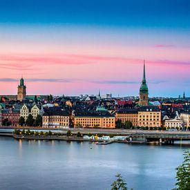 Stockholm Panorama von Adelheid Smitt