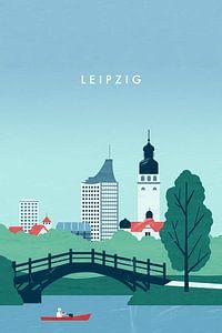 Leipzig von Katinka Reinke