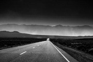 Tempête de sable dans la Vallée de la Mort | USA