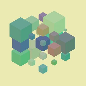Fly Cube N1.6 von Olis-Art