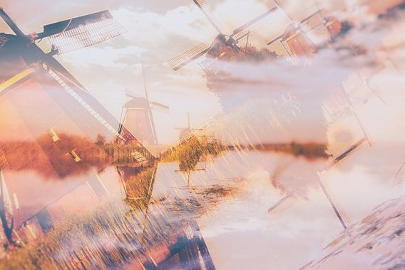 Molens Kinderdijk