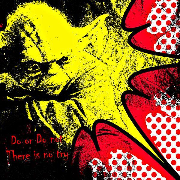Yoda von PictureWork - Digital artist