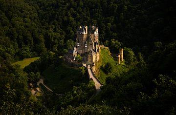 Château de conte de fées sur Cynthia Hasenbos