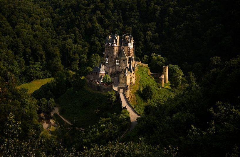 Sprookjesachtig kasteel van Cynthia Hasenbos
