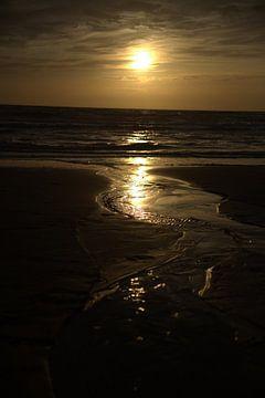 zonsondergang van harm Henstra