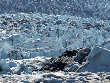 Knik Glacier - Alaska  van