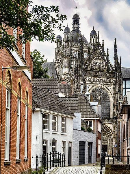 Sint Jan Den Bosch van Jacq Christiaan