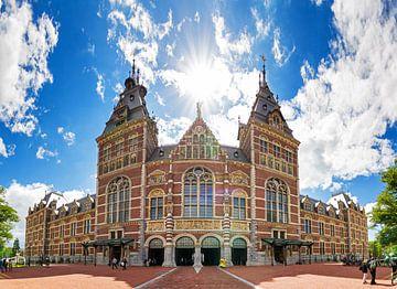 Rijksmuseum Amsterdam sur Dennis van de Water