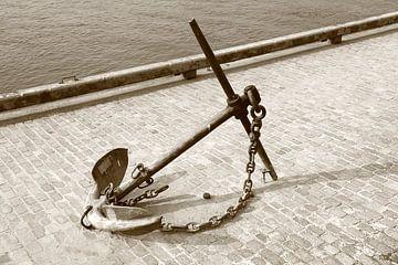 Schiffsanker von Bobsphotography