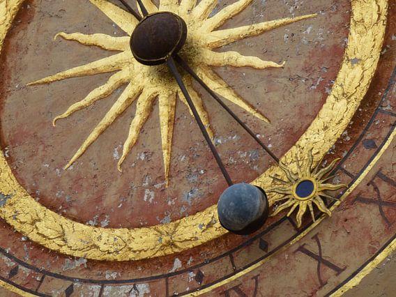 l'Horloge van Maurice Engels