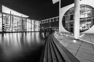 Regierungsviertel Berlin von Frank Herrmann