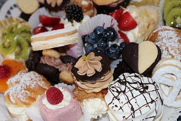 Dessertvielfalt von