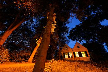 Manenburg in Utrecht (2) von Donker Utrecht