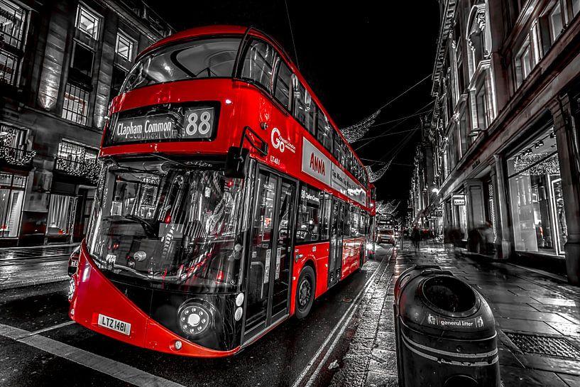 London Bus van Rene Ladenius