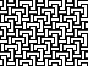 Permutatie | ID=12 | V=06 | 4:3 | 12x09 van Gerhard Haberern