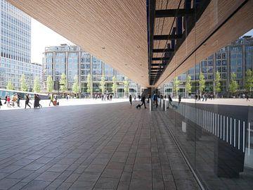 Rotterdam Centraal Station en Groothandelsgebouw von Sarith Havenaar