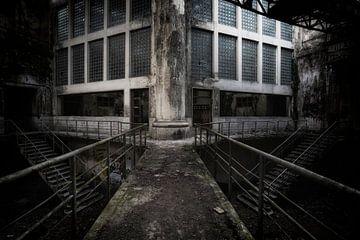 Fabrik Triebwerk 4b von Kirsten Scholten