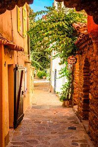 Bormes Les Mimosas, Provence, Frankrijk