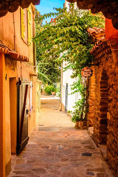 Bormes Les Mimosas, Provence, Frankrijk sur 7Horses Photography