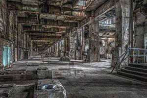 Fabriekshal van