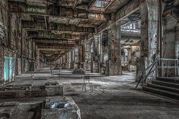 Fabriekshal von Gerben van Buiten